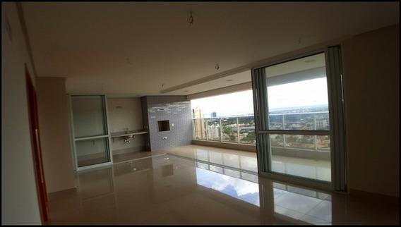 Apartamento Em Plano Diretor Sul, Palmas/to De 166m² 3 Quartos À Venda Por R$ 950.000,00 - Ap95577