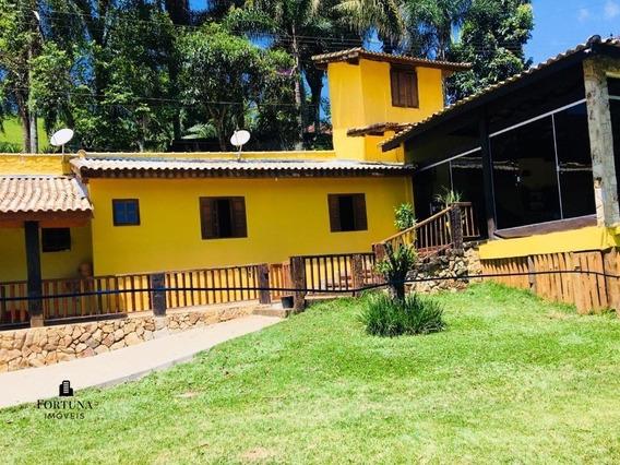 Sítio Para Venda Em Santa Isabel - St00001 - 34412781
