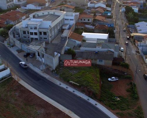 Oportunidade Única Para Investidores - Galpão - Bragança Paulista . - Ga0149
