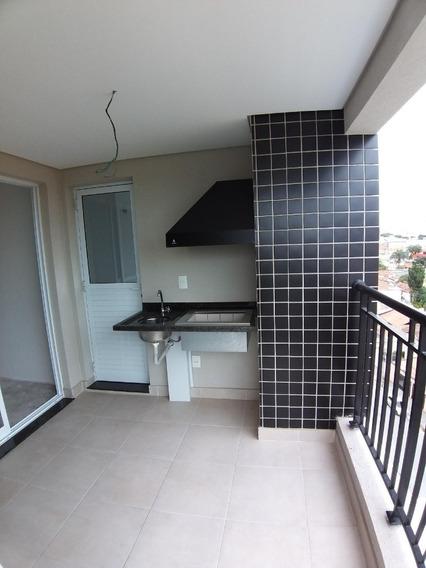 Apartamento De 2 Dormitórios Terraço Gourmet Vila Pires Pron