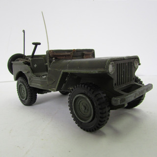 Dinky Toys Us Jeep Feito De Metal Made In England Jorgetrens