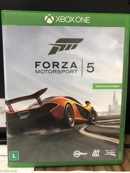 Forza Motorsport 5 Xbox One - Seminovo - Português