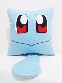 Pokémon Squirtle Almofada, Pelúcia Pokémon