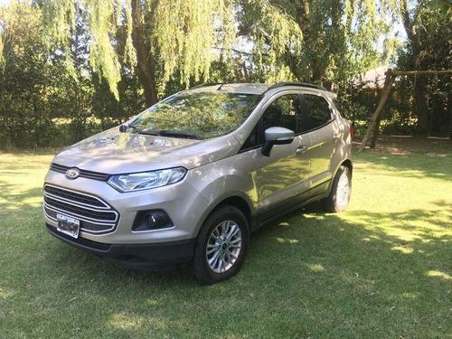Oportunidad - Unico Dueño - Ford Ecosport Se 2.0