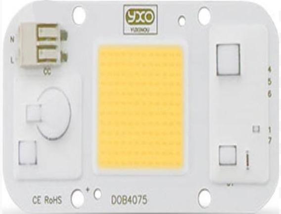 Chip Led 30w Full Spectrum Cultivo Indoor Grow Aquário Smart
