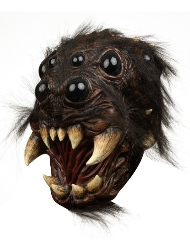 Imagen 1 de 1 de Máscara Spider Máscara De Araña Terror Halloween
