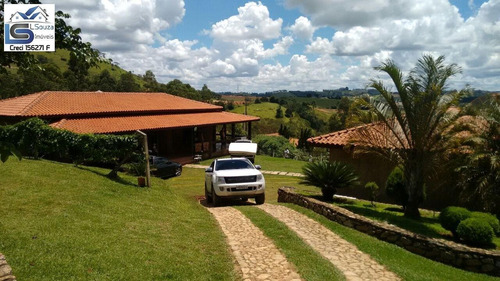 Imagem 1 de 15 de Chácara Para Venda Em Pinhalzinho, Zona Rural, 2 Dormitórios, 1 Suíte, 10 Vagas - 225_2-1186275