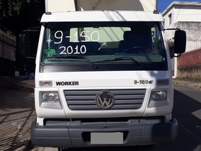 Volkswagen Vw 9.150 Worker Baú Refrigerado 5.50mts