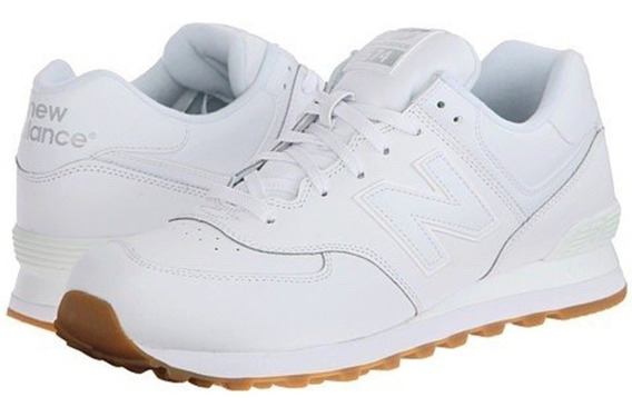 New Balance 574 Blancas Originales Unisex Compra Ya!!