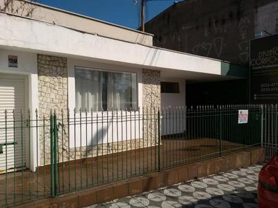 Ponto Comercial Para Locação, Vila Santana, Sorocaba - . - Pt0020