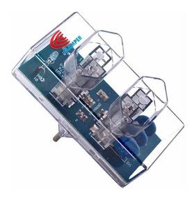 Dps - 2 Tomadas - Clamper Energia - Transparente - 9368