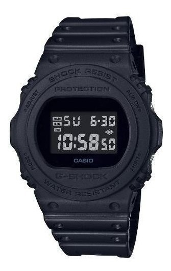 Reloj G-shock Hombre Negro Dw-5750e-1bdr