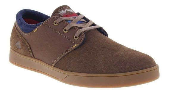 Tênis Emerica The Figueroa Brown/gum Original