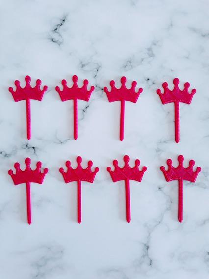 Pinches Copetin Picadas Cupcake Frutas Fiestas Eventos X100