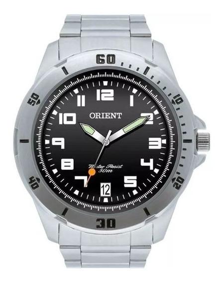 Relógio Masculino Orient Original Esportivo Mbss1155a P2sx