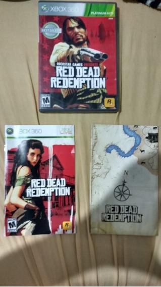 Red Dead Redemption - Xbox 360 - Midia Fisica