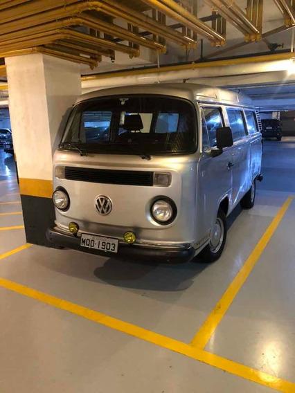Volkswagen Kombi 2006 1.6 Série Prata 3p