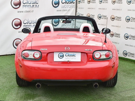 Mazda Mx5 Convertible 2.0 Mt 2009