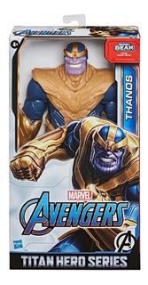 Figura Muñeco Thanos Marvel Avengers Titan Hero Hasbro E7381