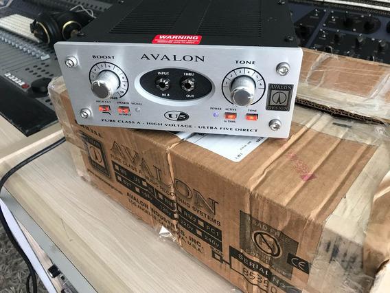 Avalon U5 Seminovo Na Caixa.