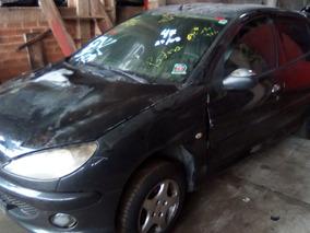 Sucata Peugeot 206 // 2005 (somente Para Retirada De Peças)
