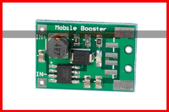 Regulador Tensão 5v 1a Step Up Painel Solar Controlador P*