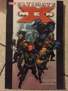 Ultimate X-men. En Español. Tomo 1