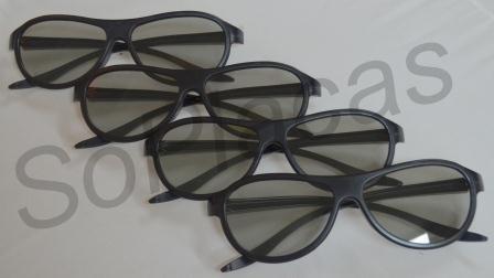 Oculos 3d Passivo Ag-f310 Ebx61668503