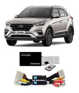 Desbloqueio De Tela Hyundai Creta Tv Digital Faaftech
