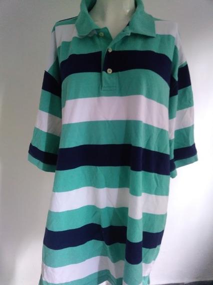 2 Camisas Polo Listrada St. John