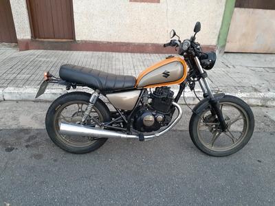 Suzuki Scrambler 125