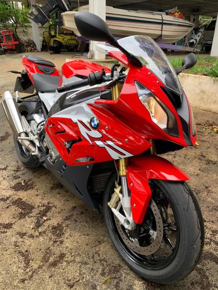 Bmw S 1000 Rr S1000rr 2016 Vermelha 11.700km