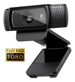 Webcam Full Hd Com Garantia De Qualidade - 100% Profissional