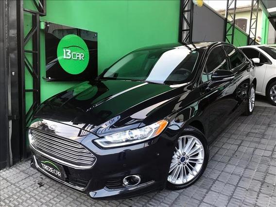 Ford Fusion 2.0 Titanium Plus Awd 4p Automático