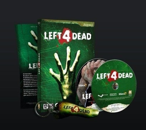 Left 4 Dead Collector Edition (russian)