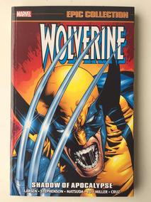 Wolverine Epic Col.: Shadow Of Apocalypse Tpb (2017) Marvel