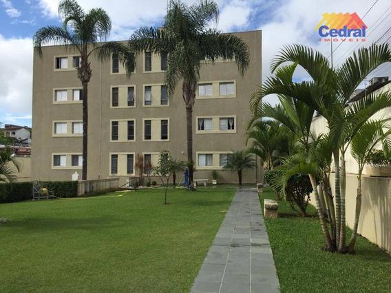 Apartamento Para Alugar, 70 M² Por R$ 1.100,00/mês - Mogi Moderno - Mogi Das Cruzes/sp - Ap0717