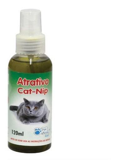 Catnip Pet Clean Liquido 120ml Para Gatos