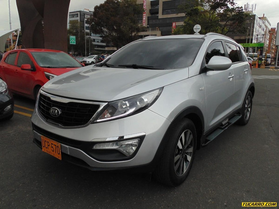 Kia New Sportage Lx 2.0 At 4x2