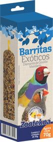 Barrita Exoticos