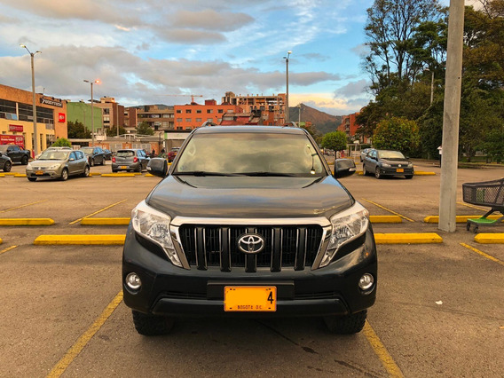 Toyota Prado Txl 2015 7 Puestos - Gasolina - 50 Mil Kms
