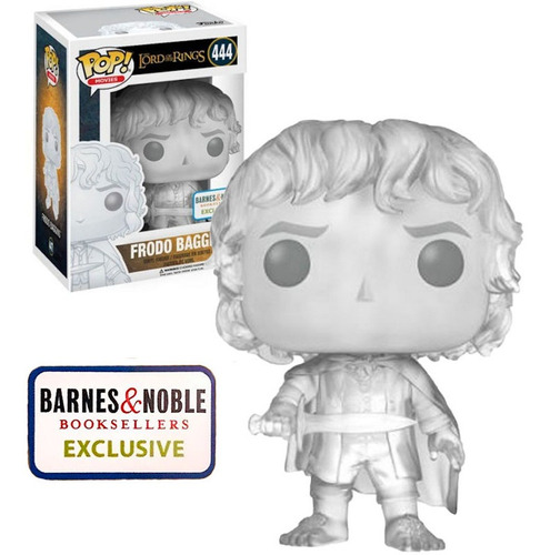 Funko Pop Lord Of The Rings Frodo Baggins 444 Exclusive
