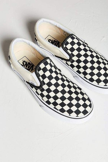 Zapatos Vans Slip On Cuadros / Checkerboard