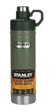 Garrafa Térmica Gelada Stanley Gt Classic Green Com 750ml