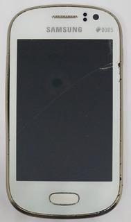 Samsung Galaxy Fame S6812 Branco Com Defeito Sem Garantia