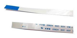 Flex Awm 20624 | Ffc Cable Plano Flexible | Varias Medidas