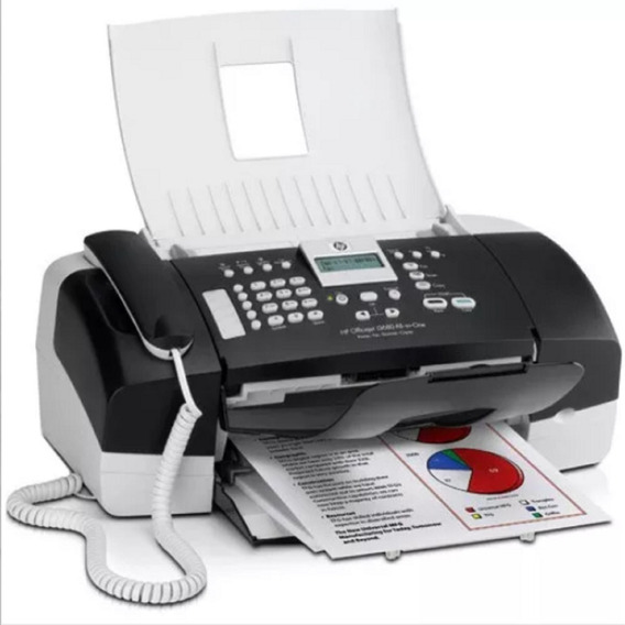 Impressora Fax Multifuncional Hp Officejet J3680 All-in-one