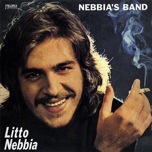 Litto Nebbia - Nebbia's Band - Cd