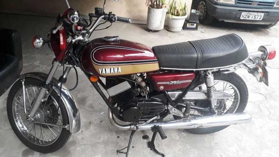 Yamaha Rd 350 Rd350 Rd250 Rd 250 Viuva Negra