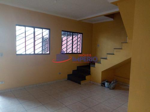 Imagem 1 de 14 de Sobrado Com 3 Dorms, Picanço, Guarulhos - R$ 410 Mil, Cod: 7440 - V7440